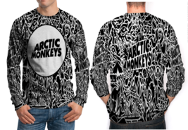 Arctic Monkeys 3D Print Sweatshirt For Men - $29.20