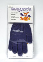 Grab A Roo's Gloves For Quilting and Sewing Size Small - $11.66