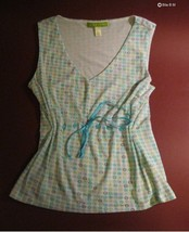 Classic SIGRID OLSEN Sleeveless TOP - Small - FREE SHIPPING - $20.00