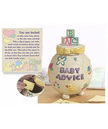 Baby Advice Jar with Cards - $20.00