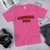 Arizona t-shirt / made in USA / American T-Shirt image 5
