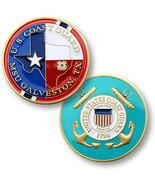 United States Coast Guard MSU Galveston Texas Challenge Coin    - $9.89