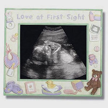 Love At First Sight, Ultrasound Photo Frame - $20.00