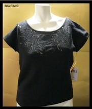 DANA BUCHMAN WOOL Knit Top - High End - Size XL - Free Shipping image 2