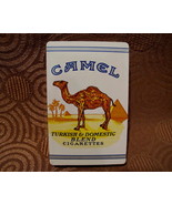 Camel Cigarettes Deck of Playing Cards Souvenir Collector Vintage Advert... - $14.95