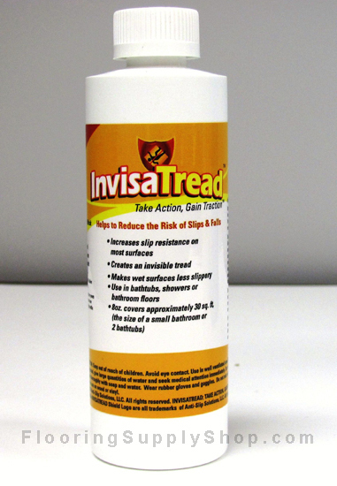 Primary image for InvisaTread Anti Slip Solution Quart