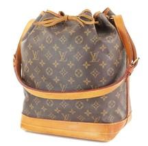 Authentic LOUIS VUITTON Noe Monogram Shoulder Tote Bag Purse #33128 - $249.00