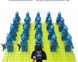 21 PCS/Set SENATE COMMANDO Star Wars Minifigures Custom Lego - €23,65 EUR