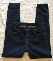 FOREVER 21 Womens Stretch Fit Straight Skinny Leg Jeans Size 29 - $7.95
