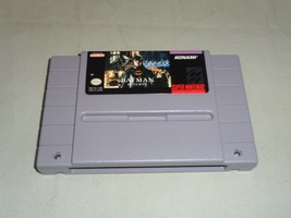 Batman Returns, Game Only, Super Nintendo SNES - $19.99