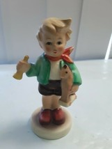 Vintage Hummel Goebel Boy Holding Horse Figurine Germany 239 C - $27.37