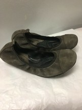 Born Crown Brown Suede Flats Shoes Womens US 8.5 - $24.71