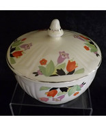 "Hall Crocus 4"" Ceramic Covered Soup / Cereal Bowl / Candy Dish Vintage C... - $24.99"