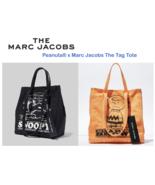 MARC JACOBS Peanuts® x Marc Jacobs The Tag Tote M0015079 NWT - $190.00