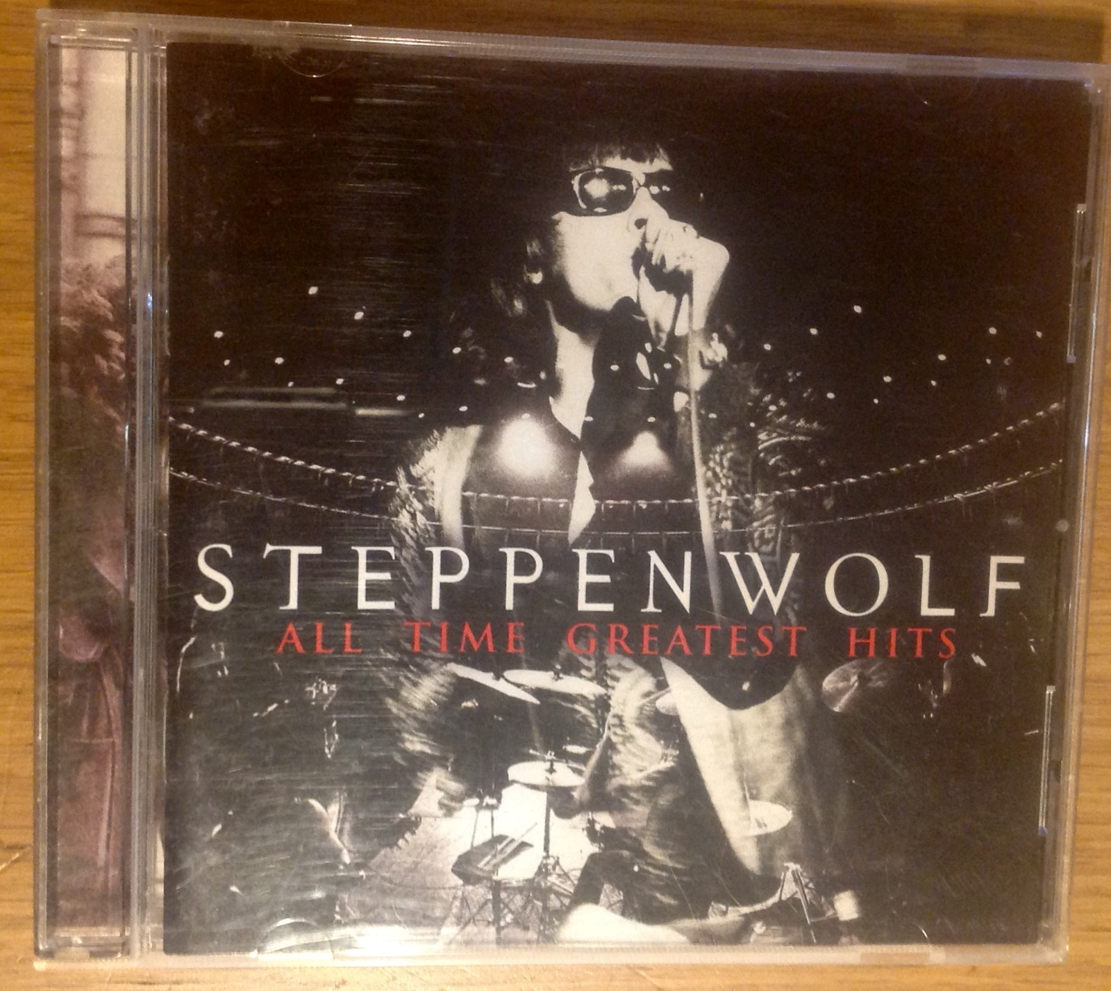 Primary image for Steppenwolf All Time Greatest Hits CD (1999) MCA Rock Best