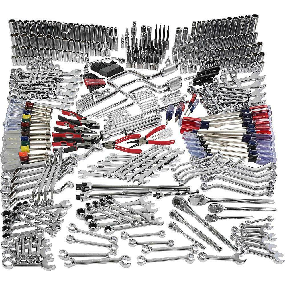 Primary image for Craftsman 409 Piece Mechanics Service Tool Set