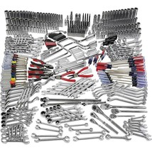Craftsman 409 Piece Mechanics Service Tool Set - $1,163.25