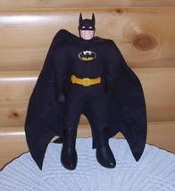 """Justice League DC Comics Plush & Vinyl 15"""" Super Hero BATMAN by Applause - $7.29"""