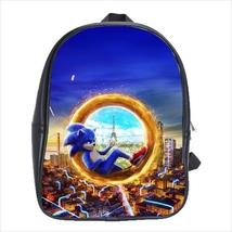 School bag sonic bookbag 3 sizes - $38.00+
