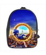 School bag sonic bookbag 3 sizes - $38.00+