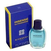 INSENSE ULTRAMARINE by Givenchy Mini EDT .23 oz - $15.80