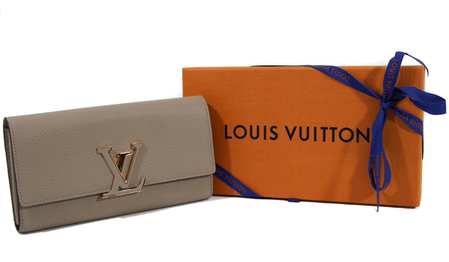 4471d737cd26 Nib Louis Vuitton Capucines Small Leather and 50 similar items. 57