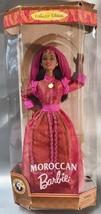 Dolls Of The World MOROCCAN BARBIE - Vintage 1998 Mattel - Collector Edi... - $17.51
