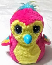 Hatchimals Pengula Series Spin Master Pink Yellow Already Hatched WORKS - $39.59