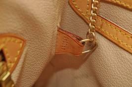 LOUIS VUITTON Monogram Bucket PM Shoulder Bag M42238 LV Auth cr194 **No Sticky image 11