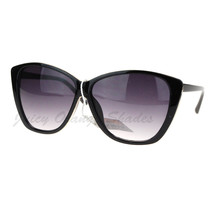 Womens Fashion Sunglasses Oversized Square Butterfly Frame - $9.95
