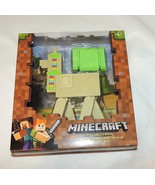 Nuovo Minecraft Spitting Lama Animale Camel Steve Alex Creeper Grande St... - $19.75
