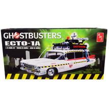 Skill 2 Model Kit 1959 Cadillac Eldorado Ambulance Ecto-1A Ghostbusters ... - $55.04