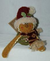 Hannas Handiworks 27148 Stretch Gingerbread Man 3 Set Christmas Ornament image 5