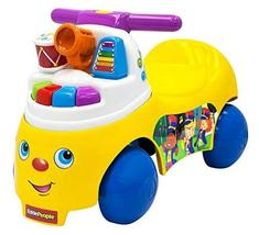Fisher-Price Little People Melody Maker Ride On - $56.99