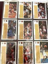 1238 NBA Basketball Card Lot Upper Deck Michael Jordan Holo Kobe Bryant image 4