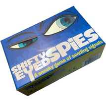 Shifty Eyed Spies - A Sneaky Game Of Sending Signals - New Sealed - - $19.99