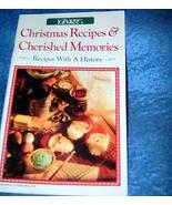 Yankee's Christmas Recipes & Cherished Memories Vol. 1 - $2.00