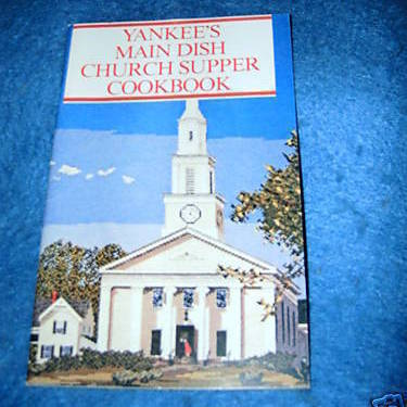 Primary image for Yankees Main Dish Church Supper Cookbook