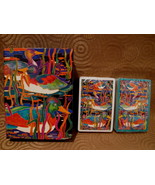 Ducks Deck of Playing Cards Souvenir Collector 2 sets Avon 1993 NEW - $14.99