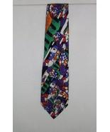 """Picaso """"Wear a Masterpiece"""" Tie 100% Silk Necktie 58 Inches Picasso Abst... - $9.99"""