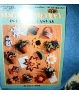 Magnet Medley in Plastic Canvas Leaflet 1679 Leisure Arts - $4.50