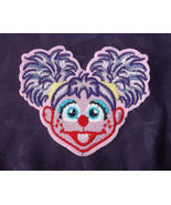 ABBY CADABBY PATCH EMBROIDERED PATCH SESAME STREET MUPPETS DIY - $14.00