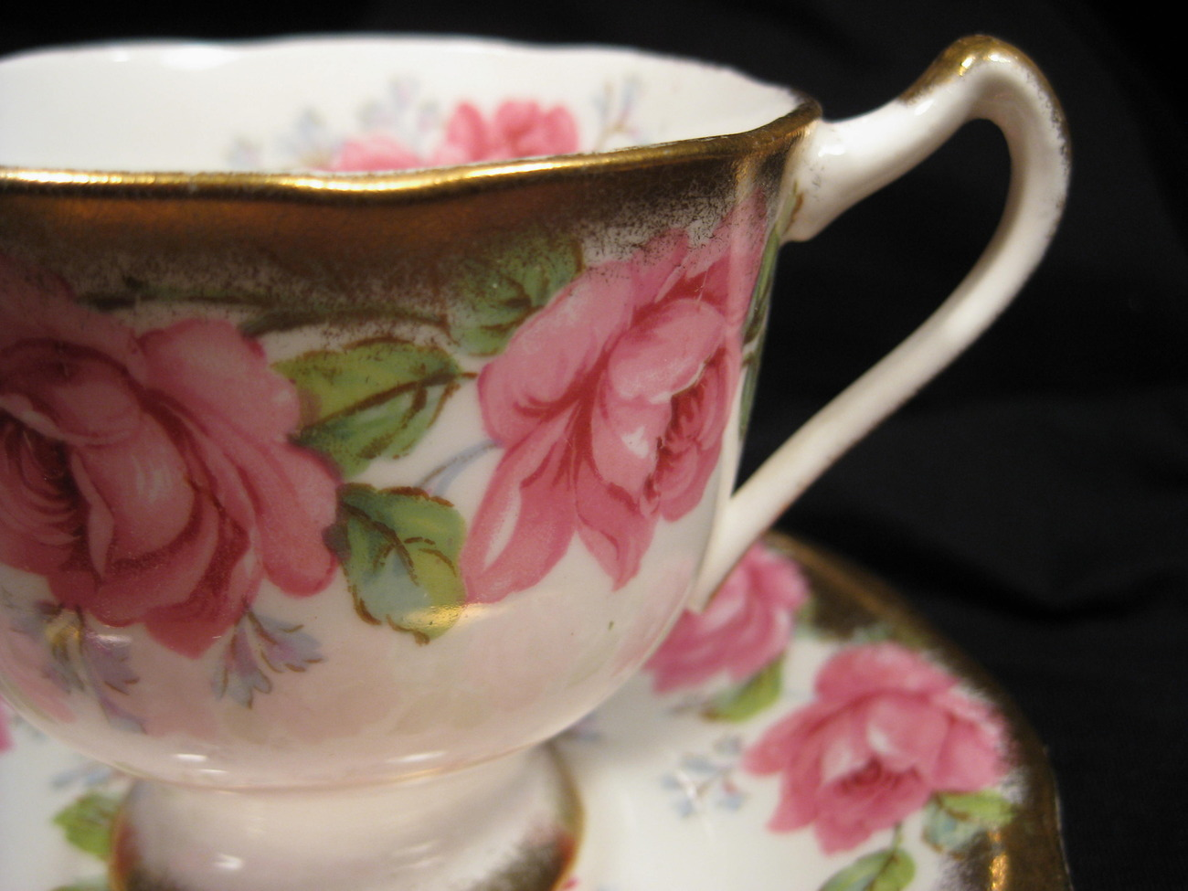 Primary image for Tea Cup & Saucer - BELL CHINA -