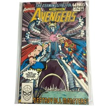 Avengers Annual #19 (1990, Marvel) Iron Man [Terminus Factor] - $24.99