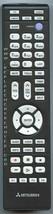 NEW MITSUBISHI Remote Control for  WD57831, WD57833, WD60735, WD60737, W... - $49.37