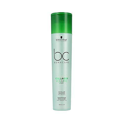 BC Bonacure by Schwarzkopf Collagen Volume Boost Micellar Shampoo 250ml