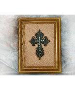 Inspirational Framed Cross 5x7 - $16.99