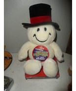 Tickle Tickle Wiggle Wiggle  Electronic Plush Snowman Sings Talks NWT 14... - $19.75