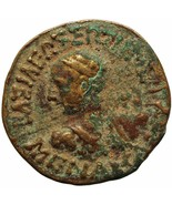 155-130 BC Ancient Indo Greek Kingdom Coin Menander I - $180.37 CAD