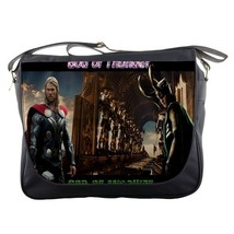 Messenger Bag Thor And Loki Asgard Prince Heroes Movie Blood Brothers A... - $30.00